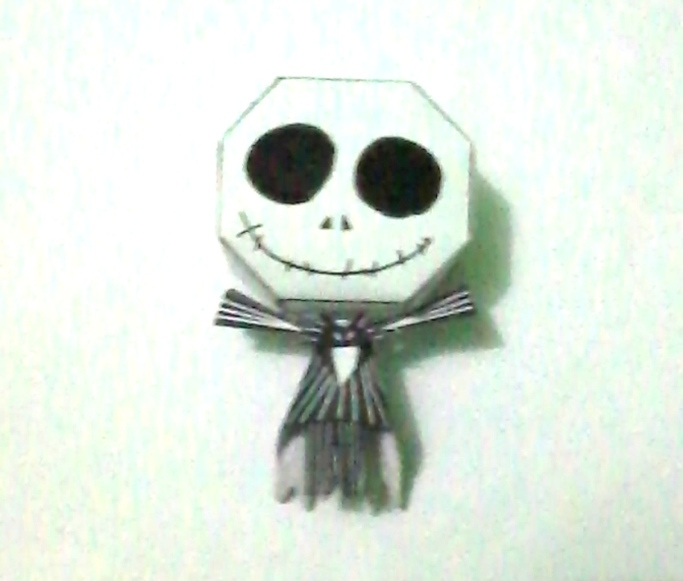 Jack Skellington Papercraft ~Nightmare Before Christmas~